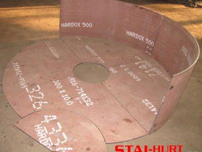 części do mieszalników betonu