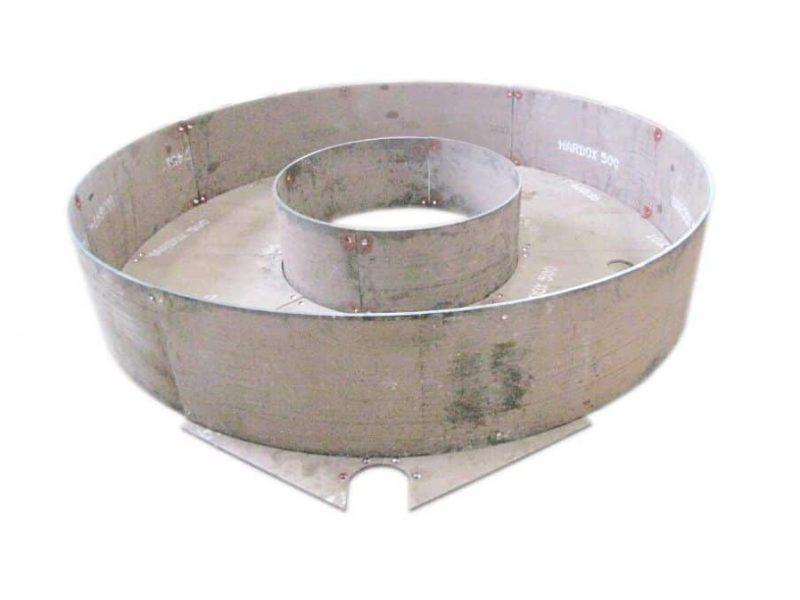części do betoniarni